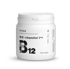 Ainoa B12-vitamiini 1mg 100 kaps