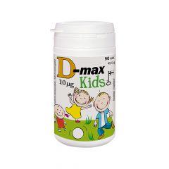 D-MAX 10 MIKROG KIDS 90 tabl