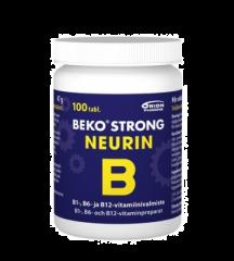 BEKO STRONG NEURIN 150MG/25MG/40MIKROG 100 KPL
