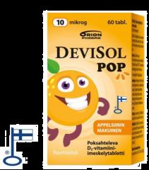 DEVISOL POP 10 MIKROG 60 FOL