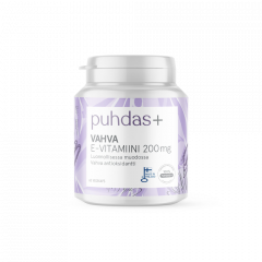 Puhdas+ Vahva E-vitamiini 60 kaps