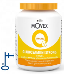 MOVEX GLUKOSAMIINI STRONG 60 TABL