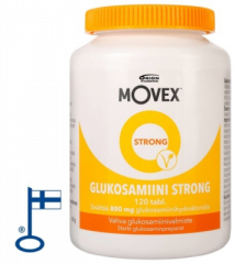 MOVEX GLUKOSAMIINI STRONG 120 TABL