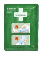 Cederroth Burn Gel 30 x 40 cm palovammataitos / kasvomaski 1 kpl