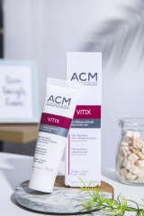 ACM Vitix geeli valkoista ihopigmenttiä korjaava voide 50 ml