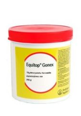 EQUITOP GONEX rakeet ravintolisä hevoselle 750 g