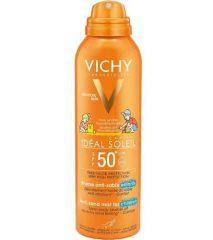 Vichy IS Anti-Sand suihke lapset SPF50+ 200 ml